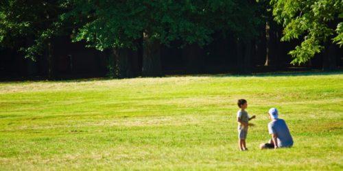 子供は大人の本気に影響を受ける